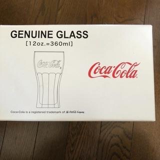 コカコーラ 非売品 グラス