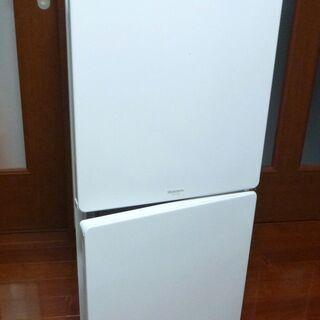 MORITA ノンフロン冷凍冷蔵庫 MR-110MB