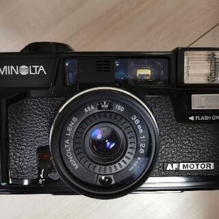 MINOLTA フィルム HI-MATIC AF2-MD ジャンク