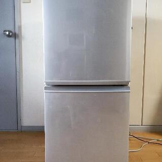 冷蔵庫 シャープ 137L