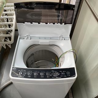 洗濯機 HAIER製