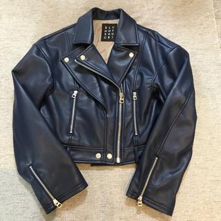 ブルゾン【SLY 】ライダースジャケット