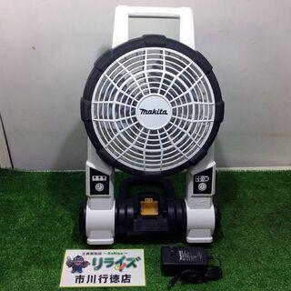 マキタ CF201D 充電式ファン アダプター付き バッテリー無...