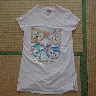 ダッフィーフレンズTシャツ Mサイズ