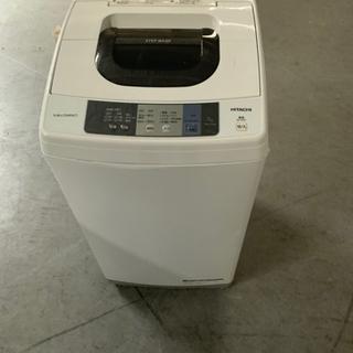 【ネット決済・配送可】✩.*˚全自動洗濯機✩.*˚2017 5k