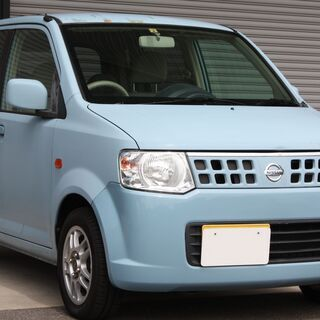 ■取引先決まりました■ 日産 オッティ OTTI S 車検あり CD ブルー コミコミ乗出し価格 激安 - 日産
