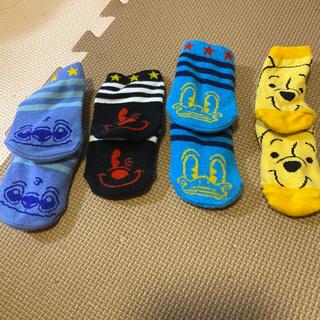 ディズニー  ベビー靴下