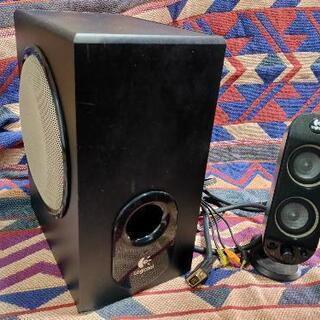 Logicool 5.1ch スピーカー X-530R
