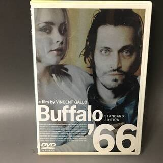 ⭕⭕⭕NY1/9 中古DVD バッファロー'66  buffal...