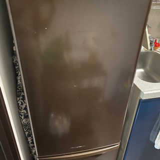 Panasonic 2ドア冷蔵庫