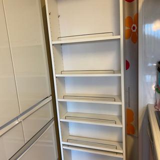 冷蔵庫横 隙間収納