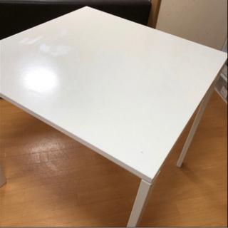IKEA 白テーブル 無料