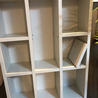 本棚やフィギア置きとしても!