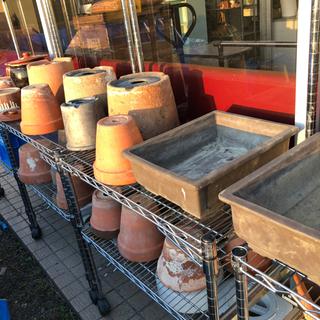 プランター 植木鉢 大きさ色々