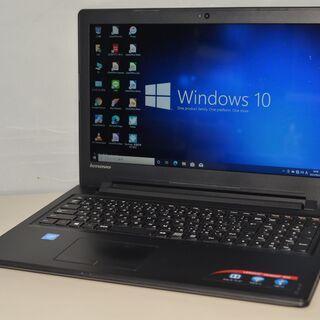 【ネット決済・配送可】中古良品ノートPC Windows10+o...