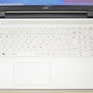 最新Windows10+office 新品爆速SSD256GB NEC NS150/D Celeron-3215U/4GB/15.6インチ/USB3.0/WEBカメラ/HDMI/無線/DVDマルチ/便利なソフト - 板橋区