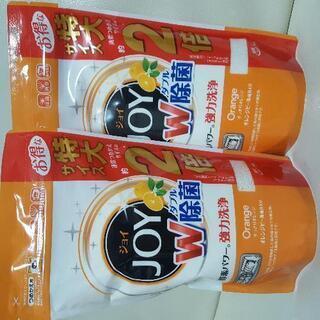 食洗機用洗剤 JOY ダブル除菌 すっきりオレンジ 930…