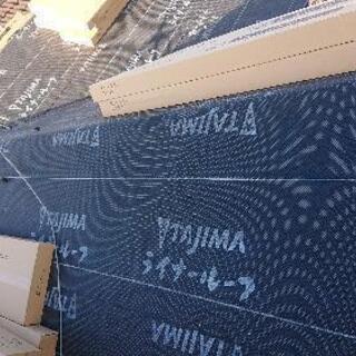 『ルーフィング』にもこだわりを❕長期安心屋根工事