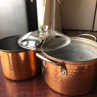 レトロなお鍋はいかがでしょうか?