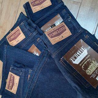 FUMICLOTHのジーンズ