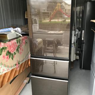 【名古屋市郊外配送可能】三菱電機 3ドア冷蔵庫 MR-CX37D...
