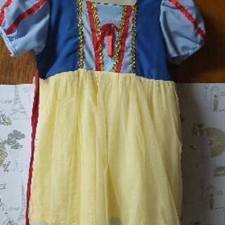 白雪姫ドレス