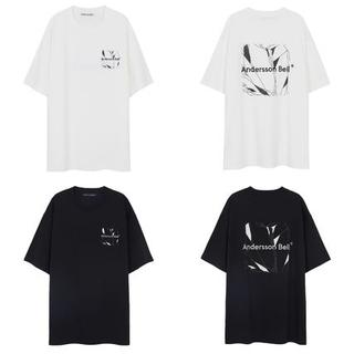 【完売品】Andersson Bell 白Tシャツ Lサイズ
