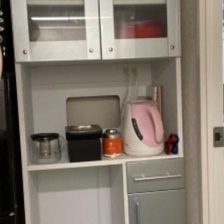 【ネット決済】食器棚、収納棚
