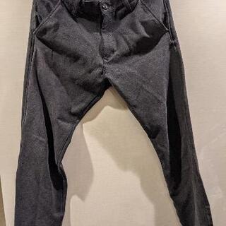 スウェット素材パンツ メンズ
