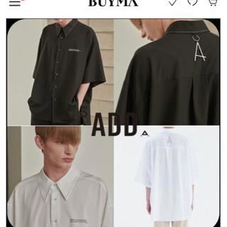 ADD SEOUL 白シャツ 韓国