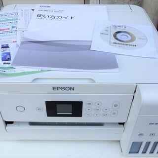☆エプソン EPSON EW-M571TW A4カラーインクジェ...