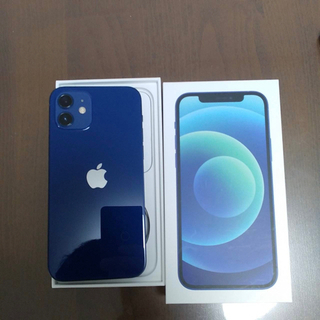 【美品】iPhone12 SIMフリー 128GB