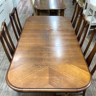 MARNI ちょっとした人数はサイズを調整できるエクステンションテーブルがおすすめ!!【トレファク愛知蟹江店】 - 海部郡