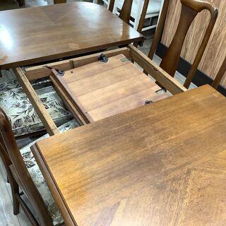 MARNI ちょっとした人数はサイズを調整できるエクステンションテーブルがおすすめ!!【トレファク愛知蟹江店】 - 家具