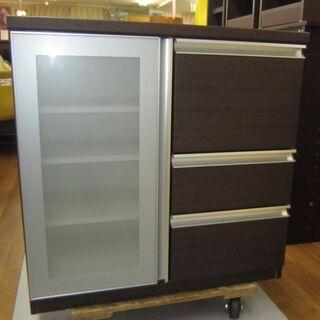 R215 NITORI リビングボード、サイドボード、幅80cm 美品