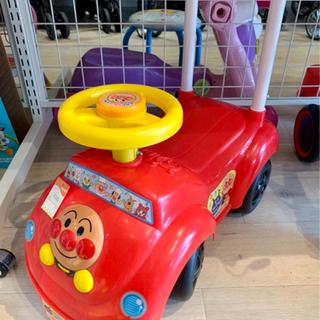 ■店頭引取限定■アンパンマン カート 乗用玩具♫