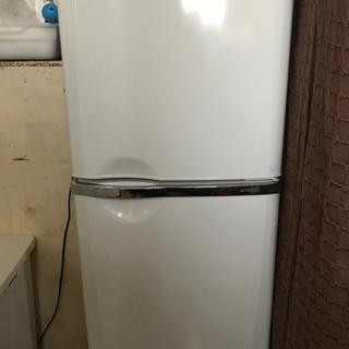 冷凍冷蔵庫 三菱136L