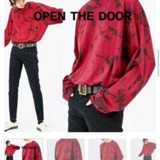 OPEN THE DOOR ロンT