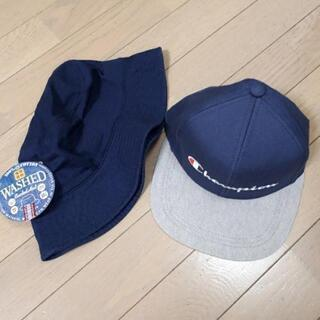 【無料】キャップとバケットハット