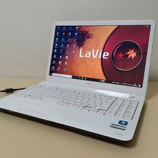 ☆SSD搭載で快適☆ NEC LaVie 15インチ i5…