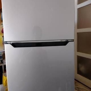【ネット決済】2ドアHisense冷蔵庫120L 型番HR-B12AS
