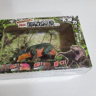 ハイクオリティリアル恐竜フィギュア