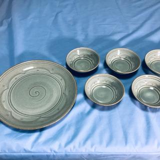【新品】たちきち大皿小皿5枚セット