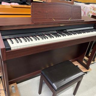 お薦め品‼️美品‼️ローランド 電子ピアノ HP305-GP 2...