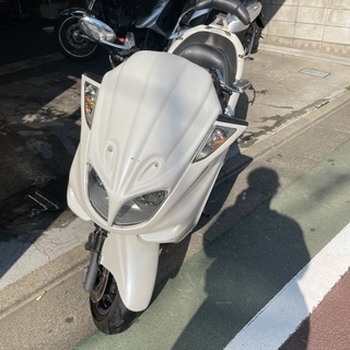 【ネット決済・配送可】ヤマハ マジェスティ250 SG03J