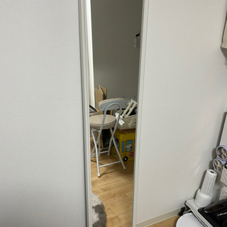 IKEAの全身鏡