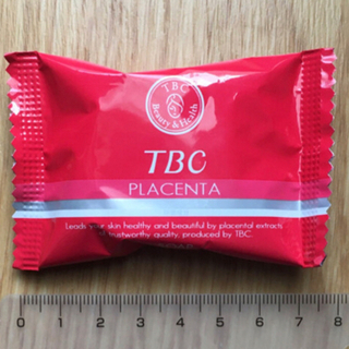 TBCの洗顔石鹸