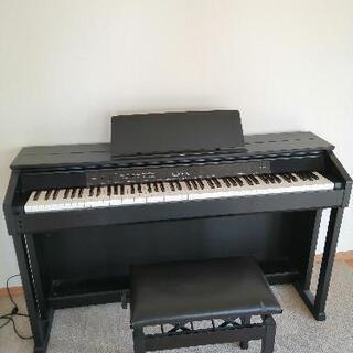電子ピアノ取りに来られる方