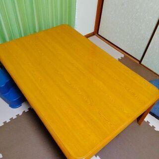 こたつテーブル 机