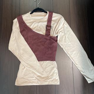 【ネット決済】ワンショルダーandTシャツ